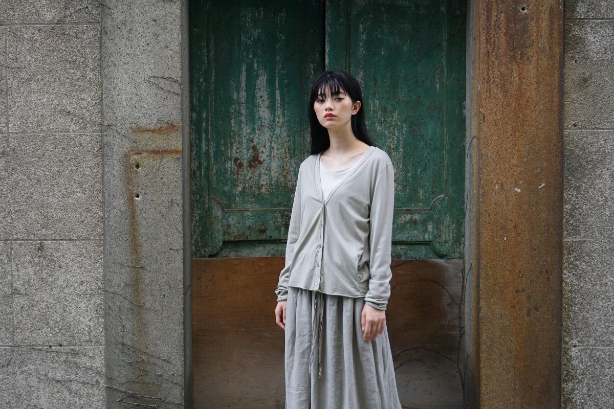 KristenseN DU NORD  クリステンセン ドゥ ノルト CUT&SAW [11315/X-136/06 Vintage Khaki]