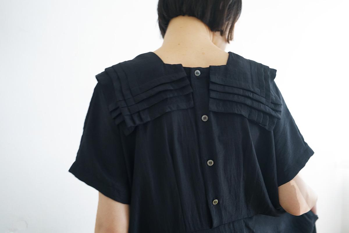 MIYAO ミヤオ DRESS[MUOP-06/1.BLACK]