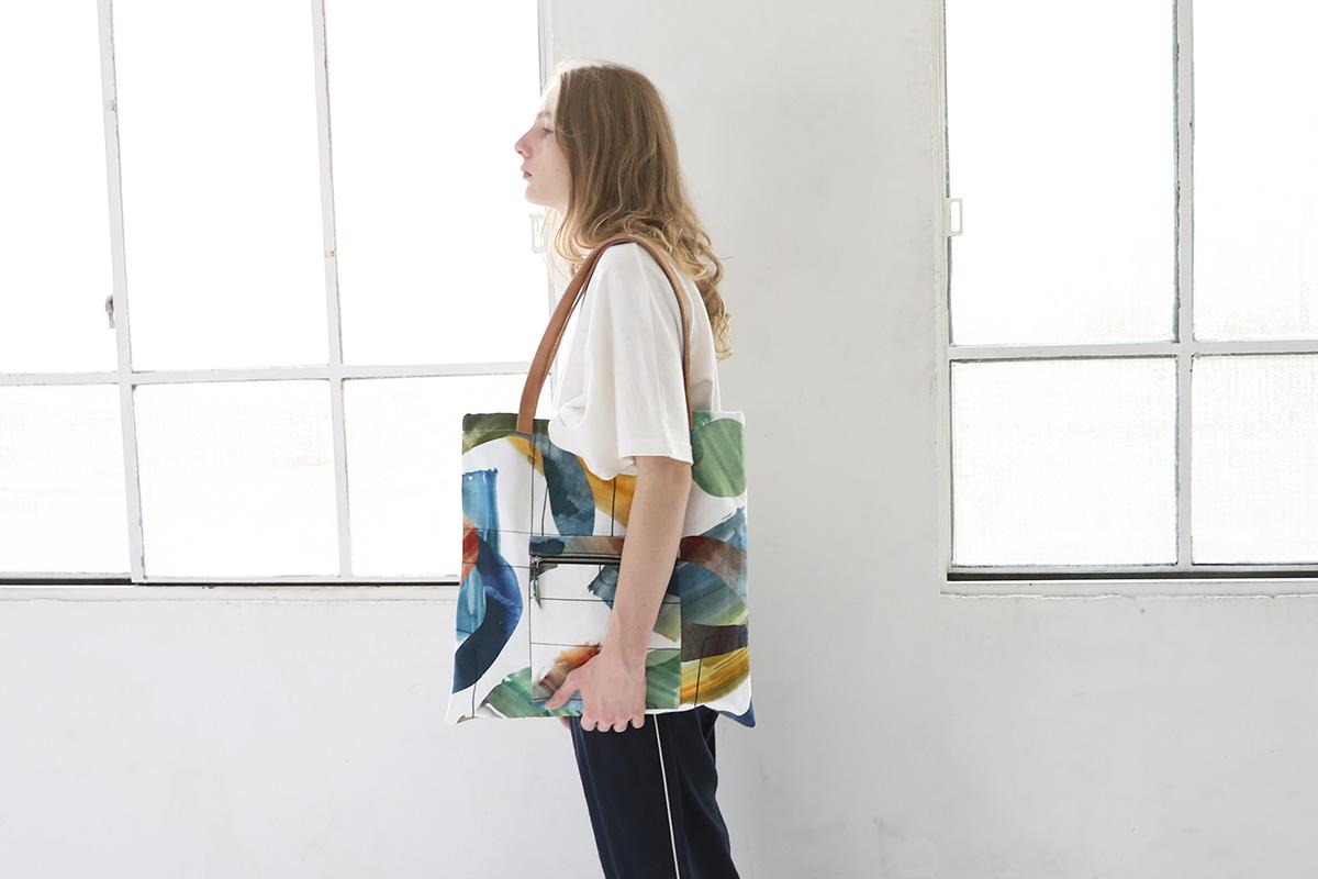 ohta オオタ nijimi bag  [ac-34N]