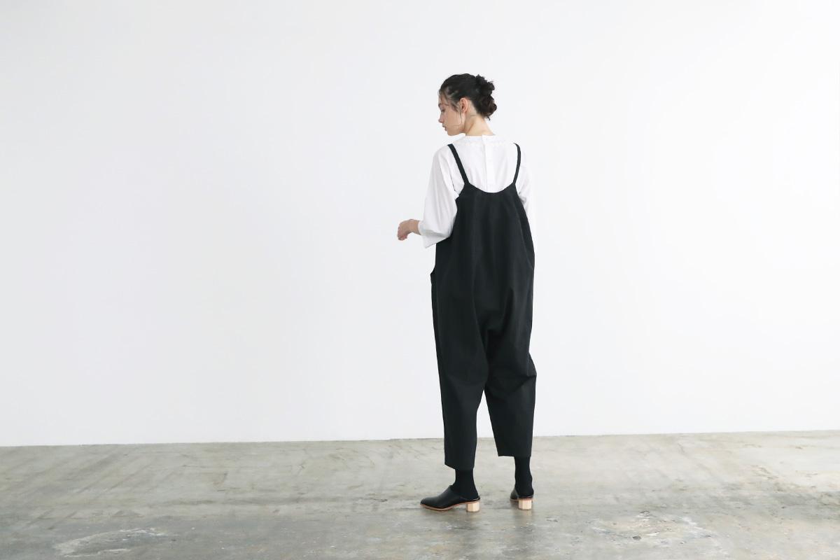 MIYAO ミヤオ PANTS[MVAO-01/1.黒]