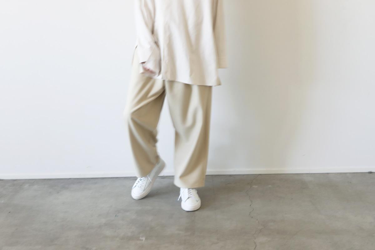 VU ヴウ wide pants vu-a12-p06[ICE GRAY]