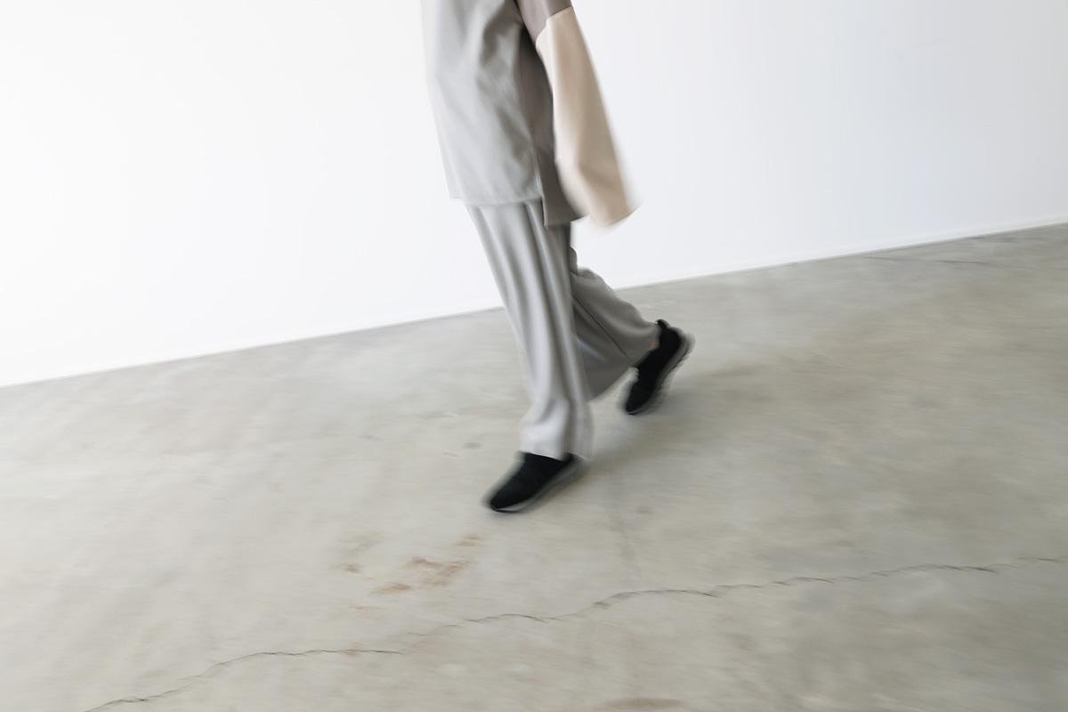 VU ヴウ wide easy pants vu-a12-p08[GREIGE]