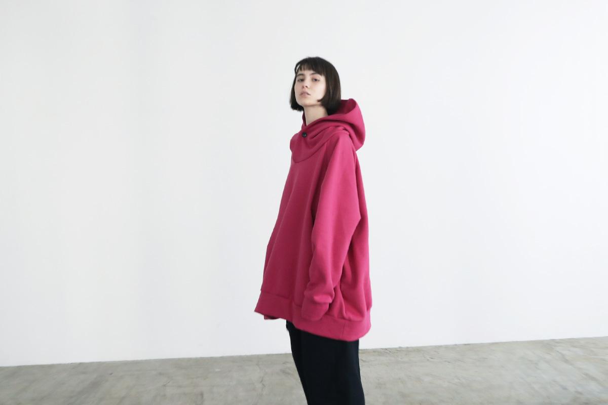 VUy ヴウワイ pullover hoody vuy-a12-k04[PINK]