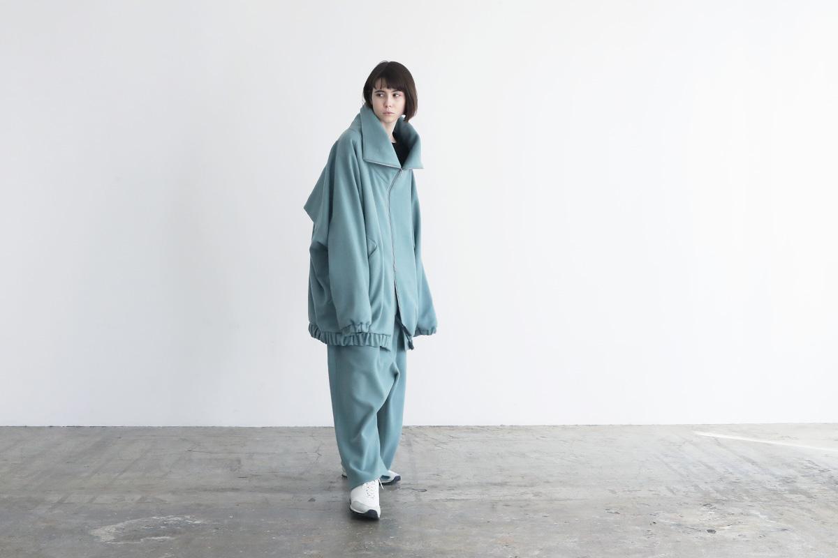 VUy ヴウワイ bluson coat vuy-a12-c01[GREEN]