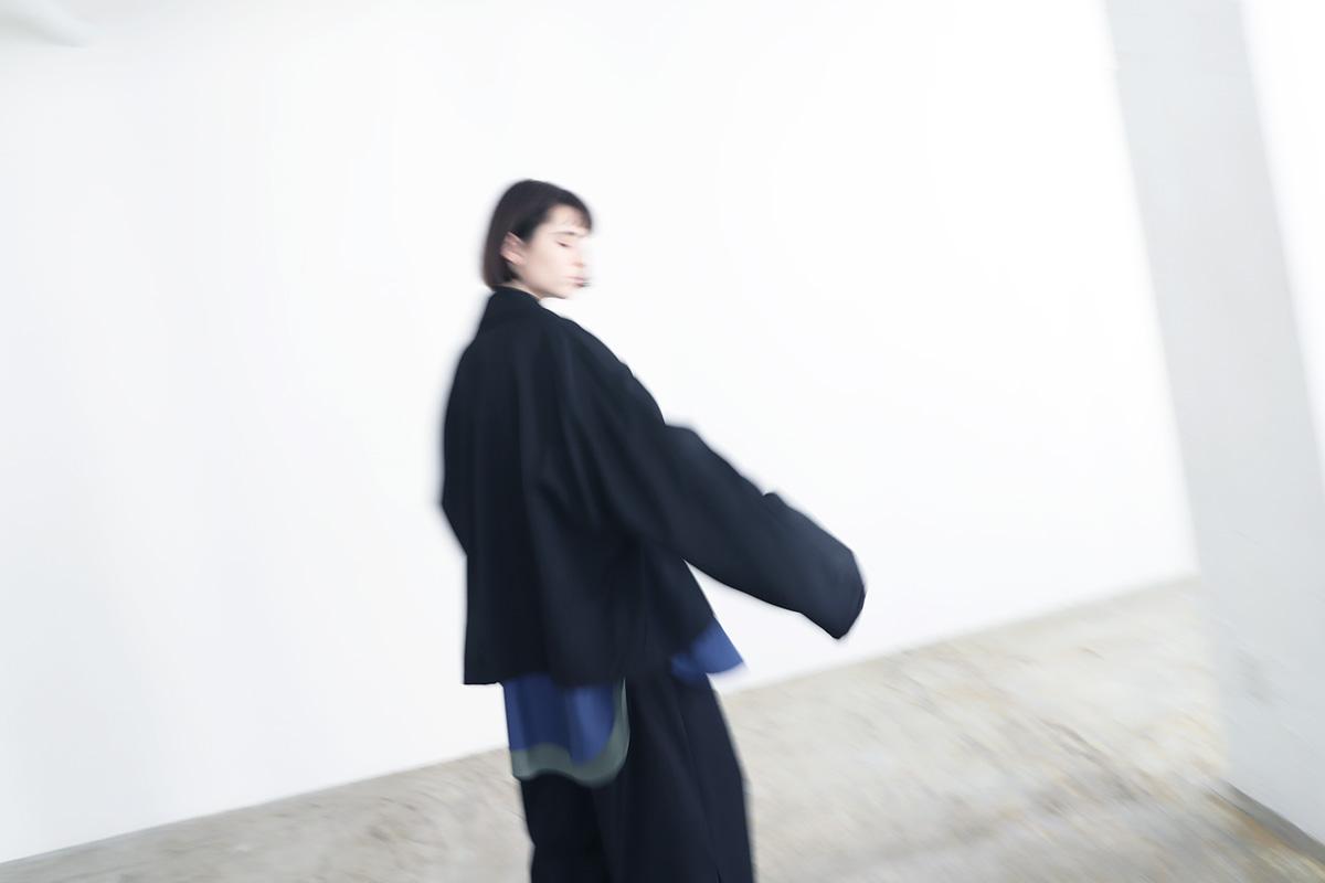 VUy ヴウワイ short jacket vuy-a12-j01[BLACK]