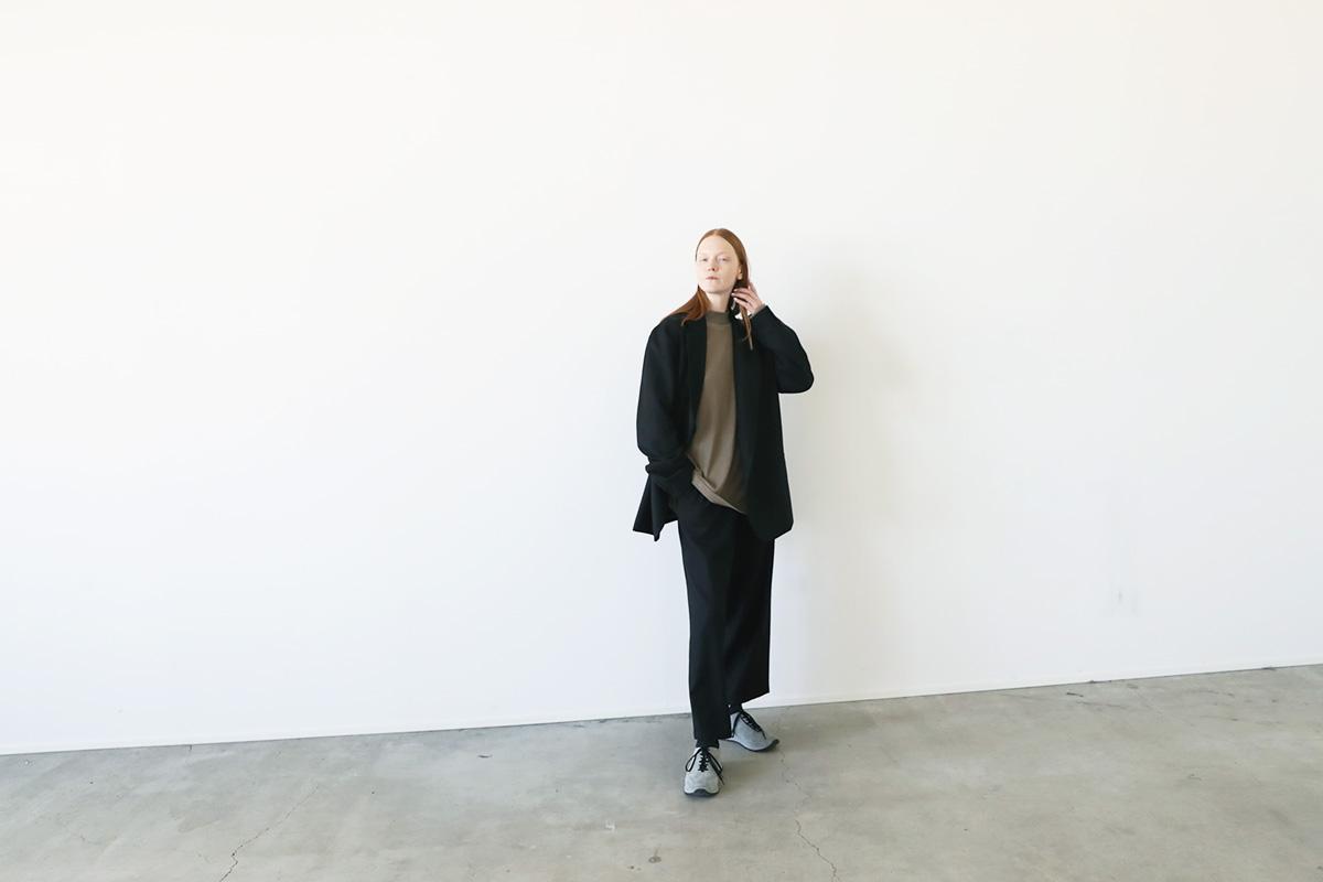 dauerbrenner ダワーブレンナー SAKKO<DOPPELREIHER>[02B/D43J-02/black]