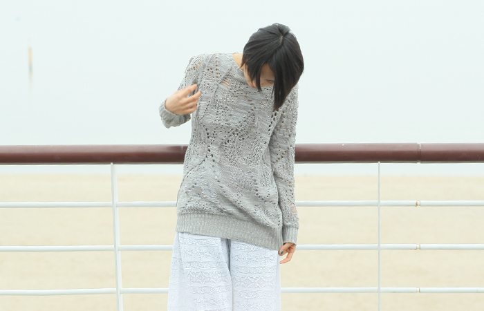 malamute マラミュート マラミュートニット malamuteニット 海野優