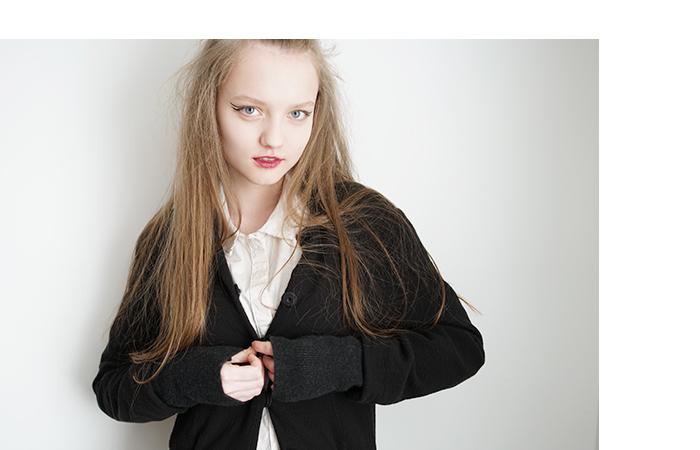 KristenseN DU NORD  クリステンセン ドゥ ノルド 16AW Polina G