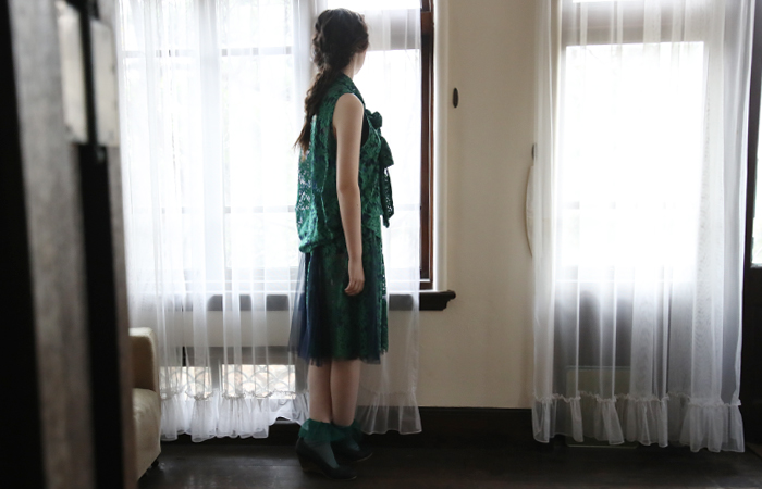 AHCAHCUM あちゃちゅむ Palm maison 玉紅