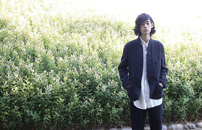 suzuki takayuki スズキタカユキ suzuki takayuki 17AW 兒玉太智