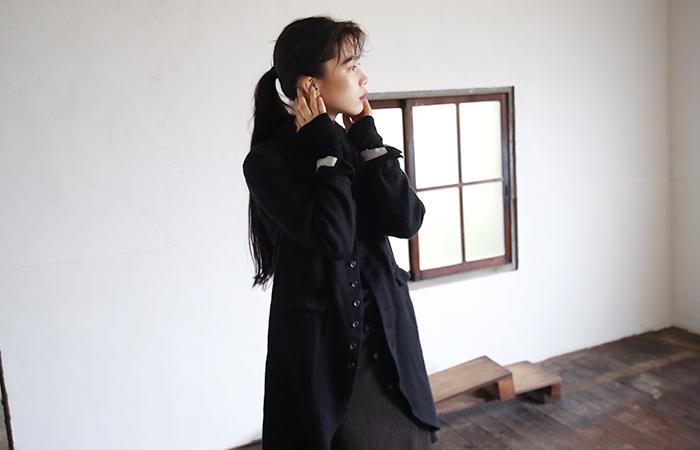 suzuki takayuki スズキタカユキ suzuki takayuki17AW 宮本彩菜