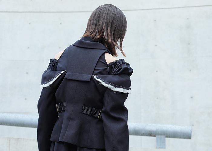 AKIKOAOKI  アキコアオキ18AW エモン美由貴