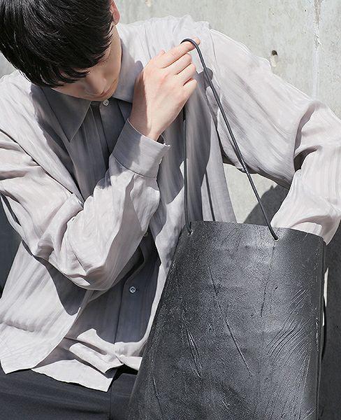 KAGARI YUSUKE トートバッグ[w17-01-bk]