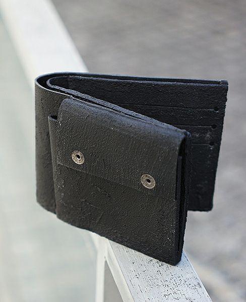 KAGARI YUSUKE 折り財布[mw-06-bk]