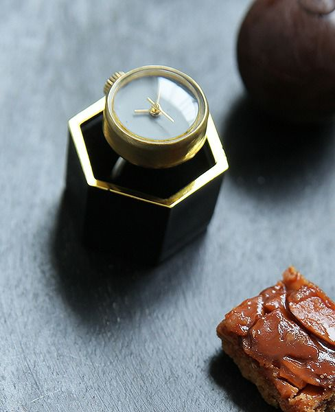nejicommu ネジコミュ TRANSITION RING [GRAY]
