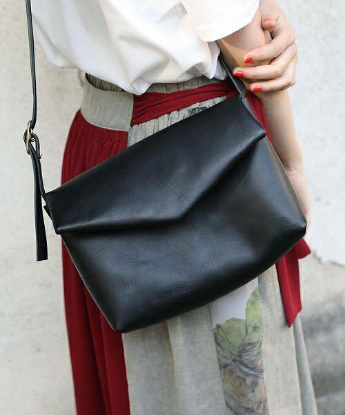 ohta black letter bag [ac-20B]