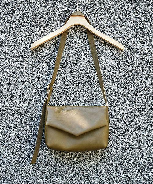 ohta オオタ green letter bag [ac-20G]