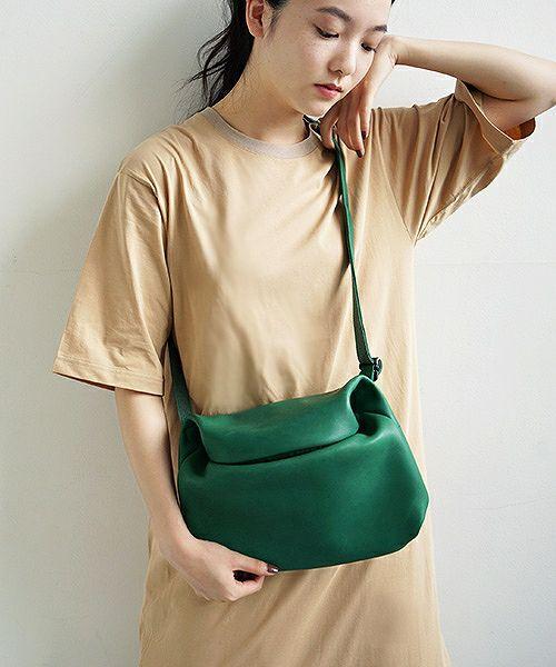 macromauro マクロマウロ tonybob mini Glove Leather[navy]