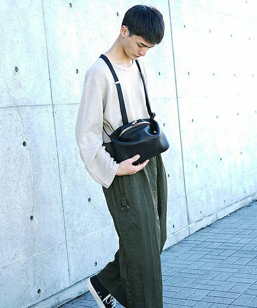 macromauro マクロマウロ ganma mini Glove Leather[grey]