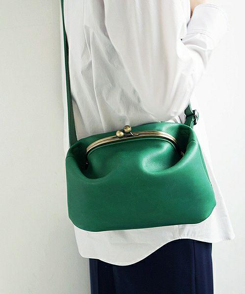 macromauro マクロマウロ ganma mini Glove Leather[navy]