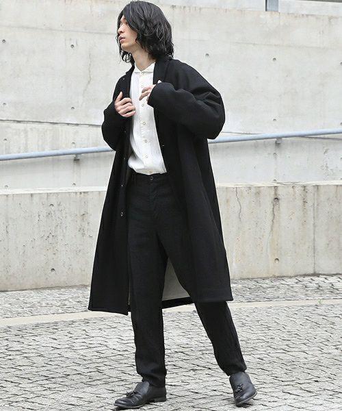 suzuki takayuki スズキタカユキ pants I[A203-13/black]