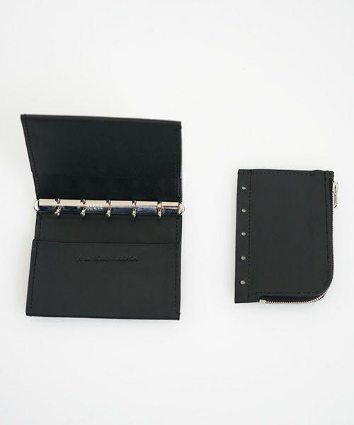 EDROBERTJUDSON エドロバートジャドソン MINI WALLET[B01Y CD-11 / 05.BLACK]