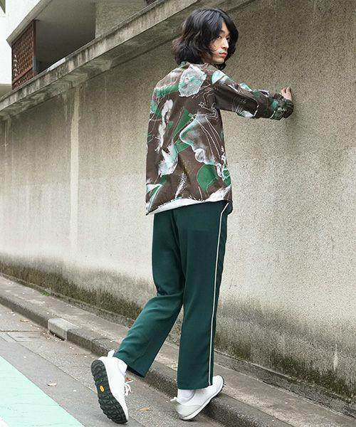 ohta green pants[pt-16G]