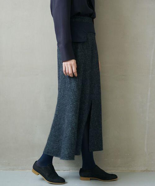 ohta オオタ wool silk skirt[sk-06W]