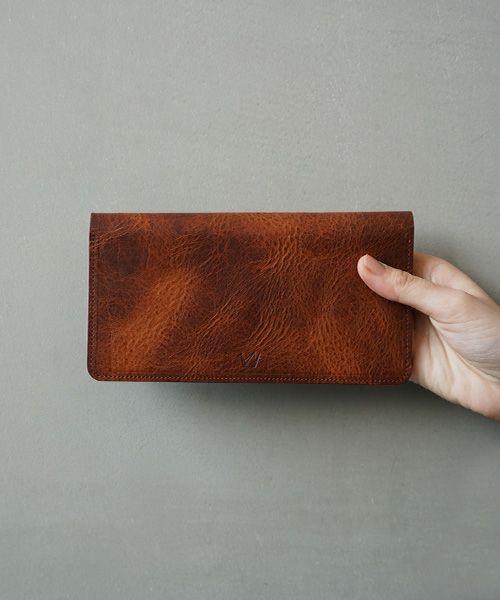 ohta オオタ brown long letter[ac-12B2]