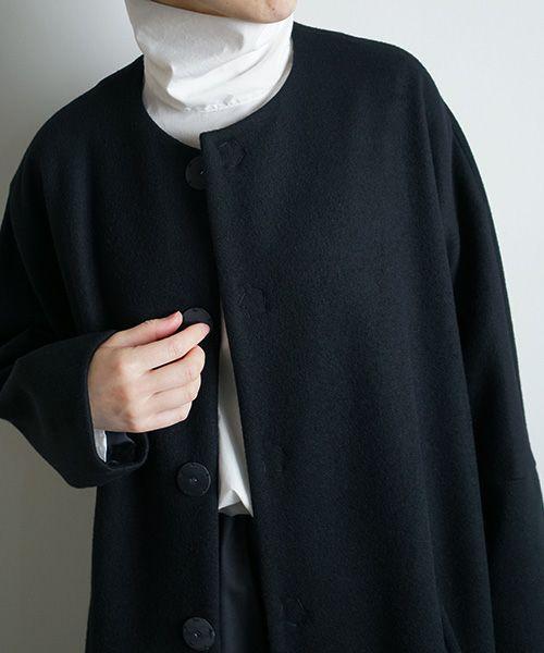 Mochi モチ no collar coat [ma9-co-02]