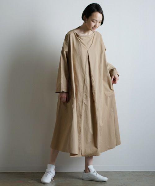 Mochi モチ tent line dress [ma9-op-04]