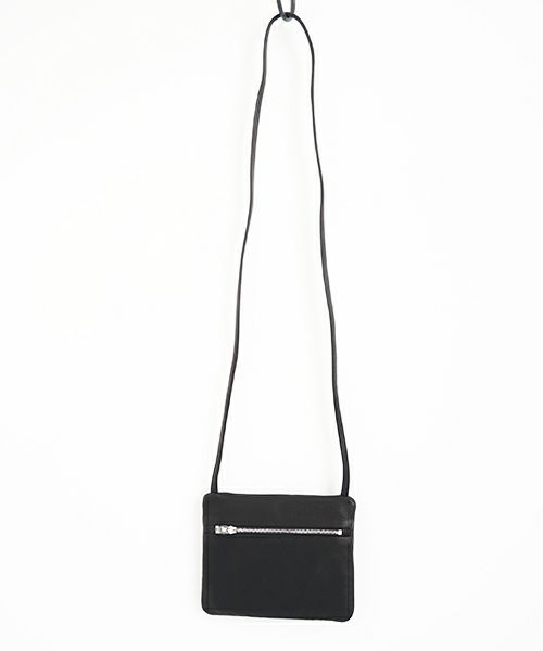 Aeta  アエタ DA06 FLAT POUCH SHOULDER Type A[BLACK]