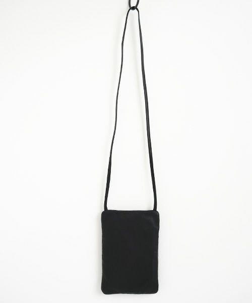 Aeta  アエタ DA07 FLAT POUCH SHOULDER Type B[BLACK]