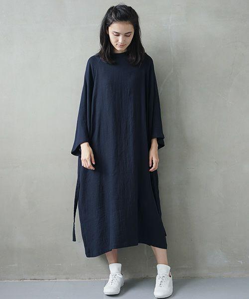 Mochi モチ raglan sleeve dress [ms02-op-04]