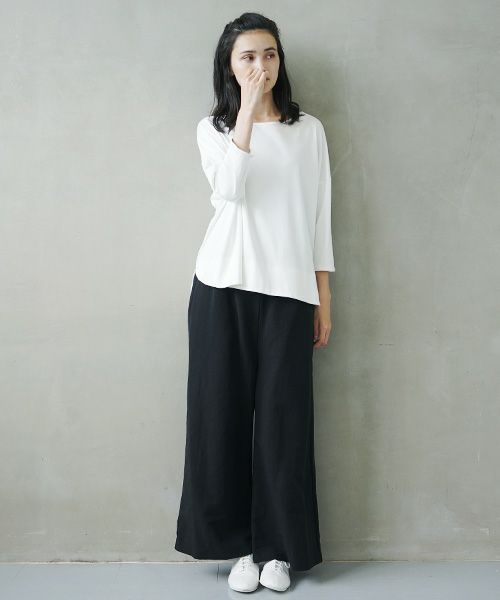 Mochi モチ wide pants [ms02-p-02]
