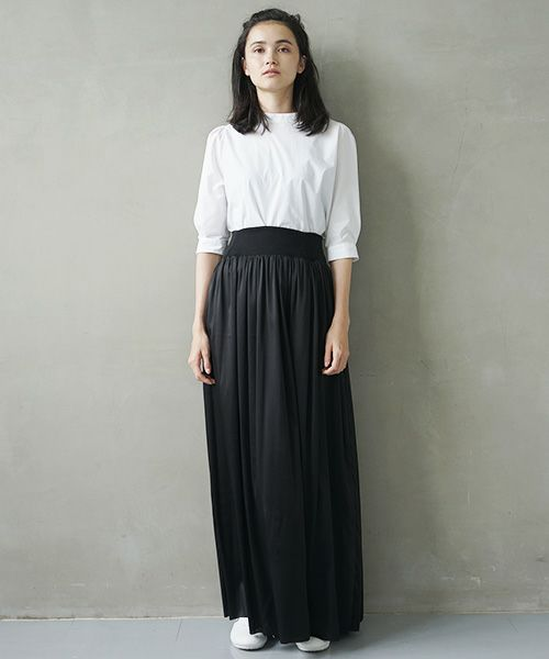 Mochi モチ long skirt [ms02-sk-01]