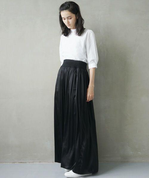 Mochi モチ long skirt [ms02-sk-01]