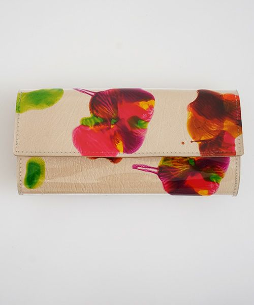 macromauro マクロマウロ NUME paint wallet long