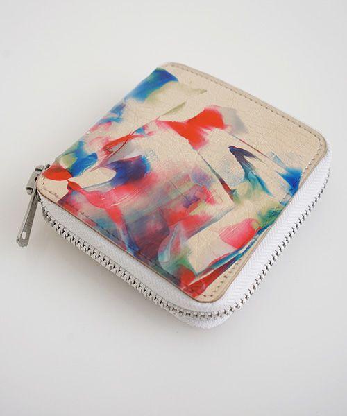 macromauro マクロマウロ NUME paint wallet