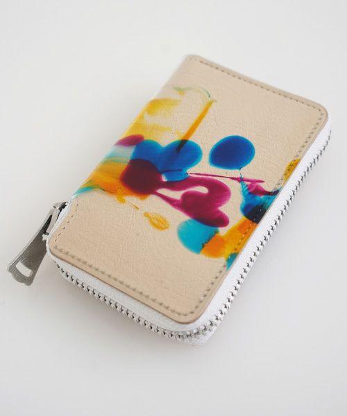 macromauro マクロマウロ NUME paint wallet R