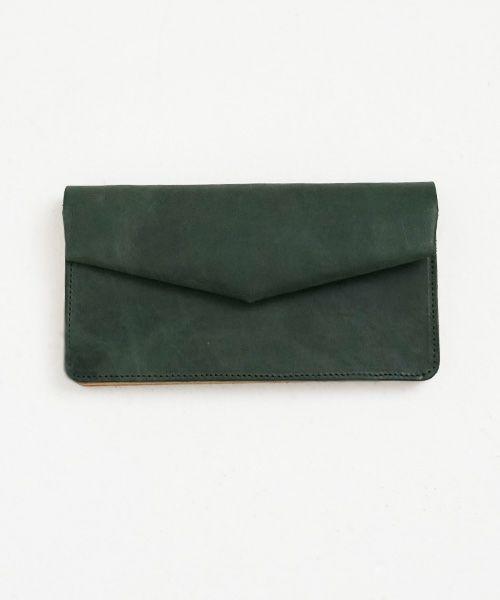 ohta×Palm maison オオタ×パームメゾン 別注・green long letter[ac-12-Pg]