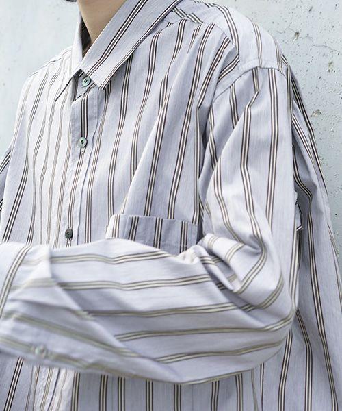 Edwina Hoerl エドウィナホールshirt[15A/EH40SH-03/l.purple]