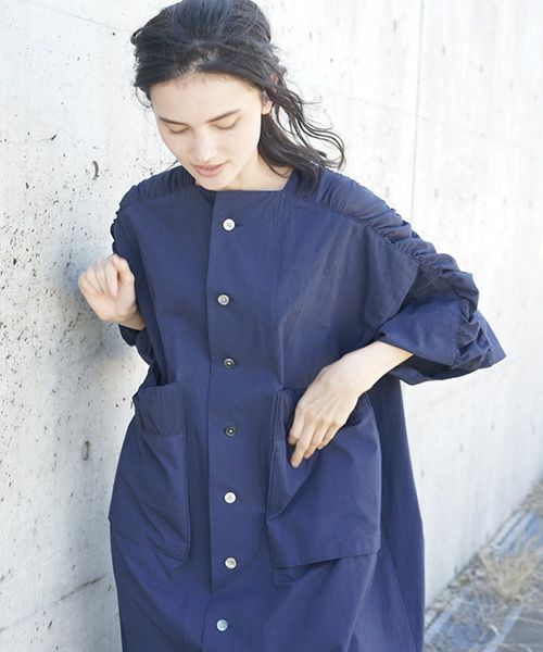 Edwina Hoerl  エドウィナホール onepiece[18B/EH40D-01/navy]