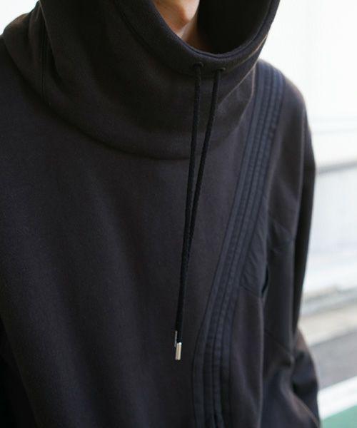 hatra ハトラ Molding Parka[HO01-BLACK]