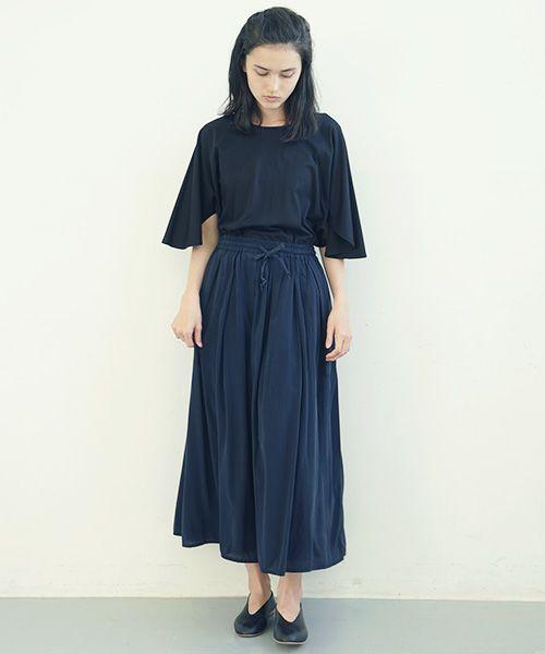 KristenseN DU NORD クリステンセンドゥノルド SKIRTS [10828/U-129/05 Blue Notte]