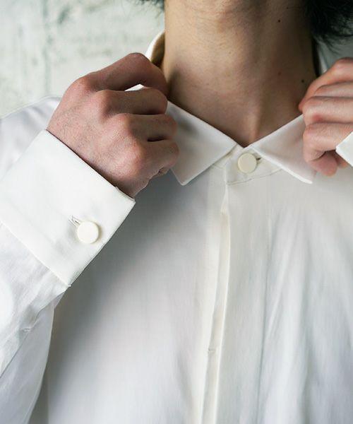 neverlamp ネバーランプ shirt nl-20AW-S04[WHITE]
