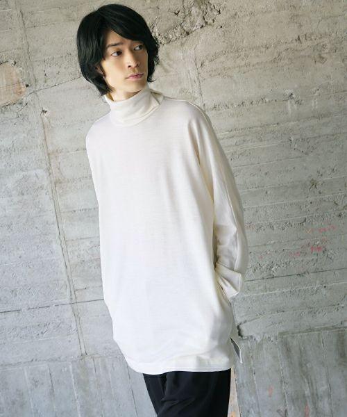 neverlamp ネバーランプ t-shirt nl-20AW-T01[WHITE]