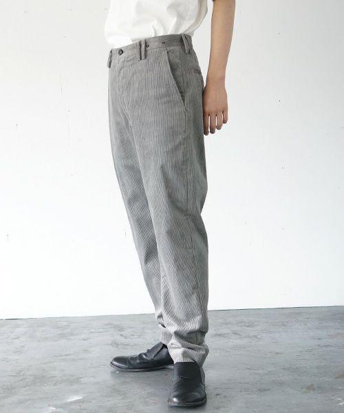 suzuki takayuki スズキタカユキ pantsⅡ[A213-18/grey]