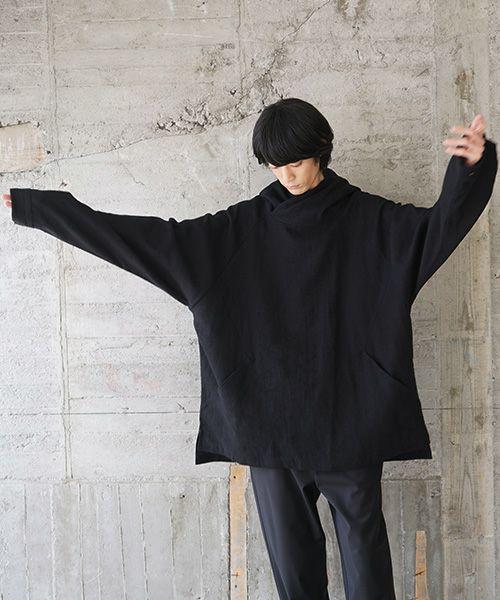 VU ヴウ shirts parka vu-s02-k05[BLACK]
