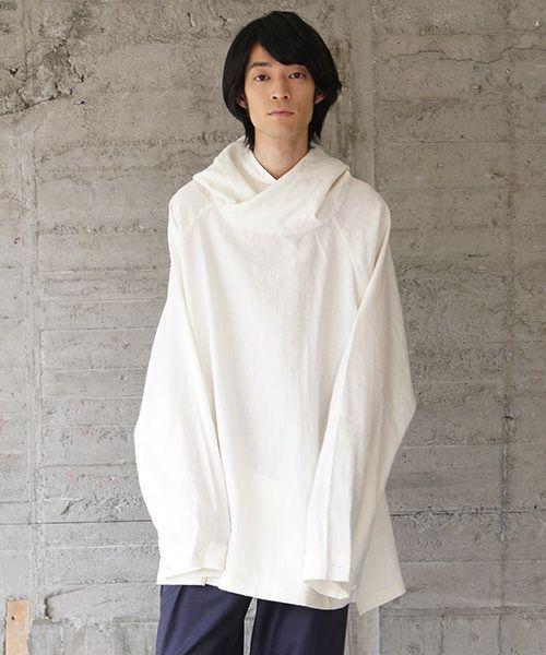 VU ヴウ shirts parka vu-s02-k05[OFF WHITE]